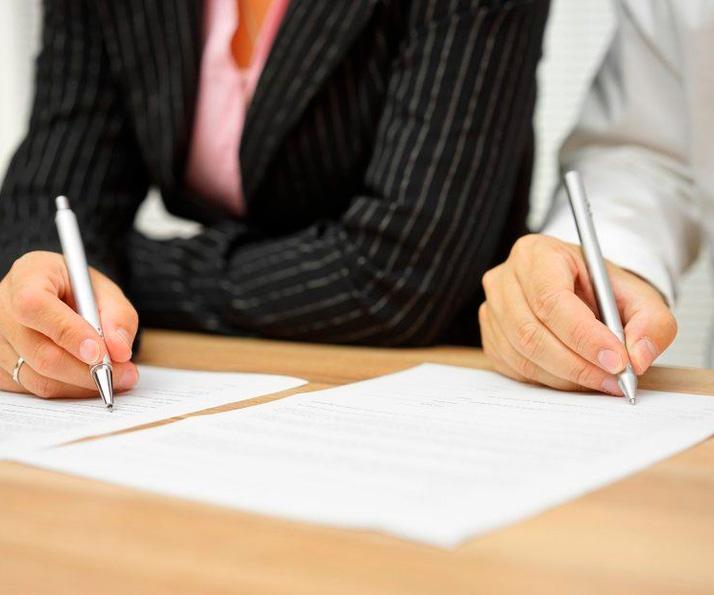 Dar un poder notarial
