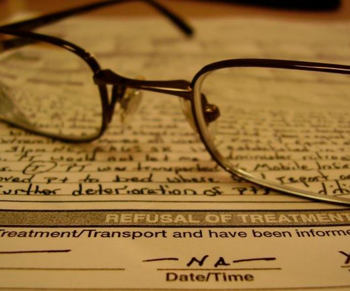Las particularidades de los testamentos escritos a mano
