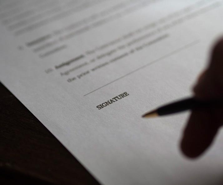 Poderes notariales: qué son y para qué se utilizan